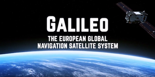 Galileo Satellite Constellation