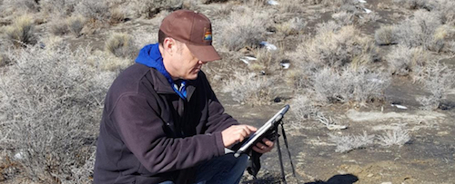 The Value of Mobile GIS and the Power of Cloud Computing in Natural Resource Management