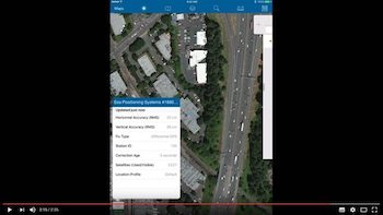 Tutorial Video for Connecting GPS/GNSS Receiver to Esri Collector for iOS