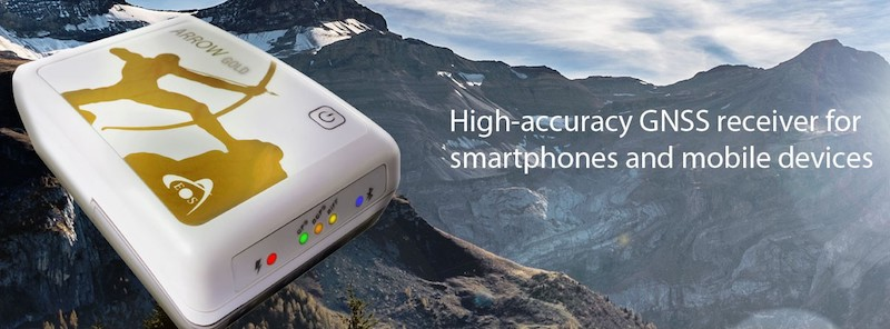 Announcing Eos Arrow Gold RTK