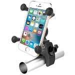 Ram Mount - Tough Claw X-Grip Phone Cradle