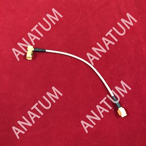 Antenna Cable (short 90 to straight)